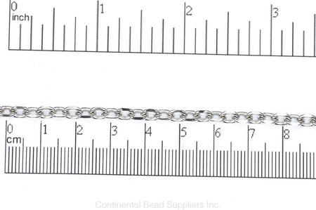 Cable Chain Stainless Steel CH-142SS Stainless Steel Cable Chain CH-142SS