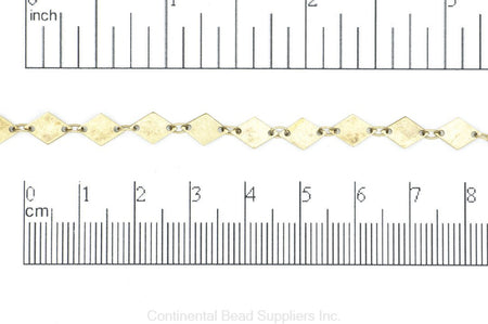 Specialty Chain CH-925 2mm x 5mm Diamond Specialty Chain