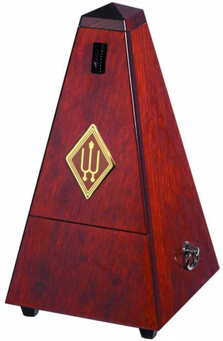 Wittner High-gloss Wood Finish Metronome