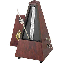 Wittner Satin Wood Finish Metronome with Bell