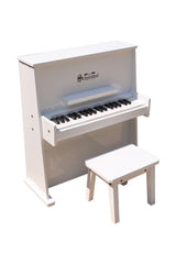 Schoenhut Toy Piano Day Care Durable White