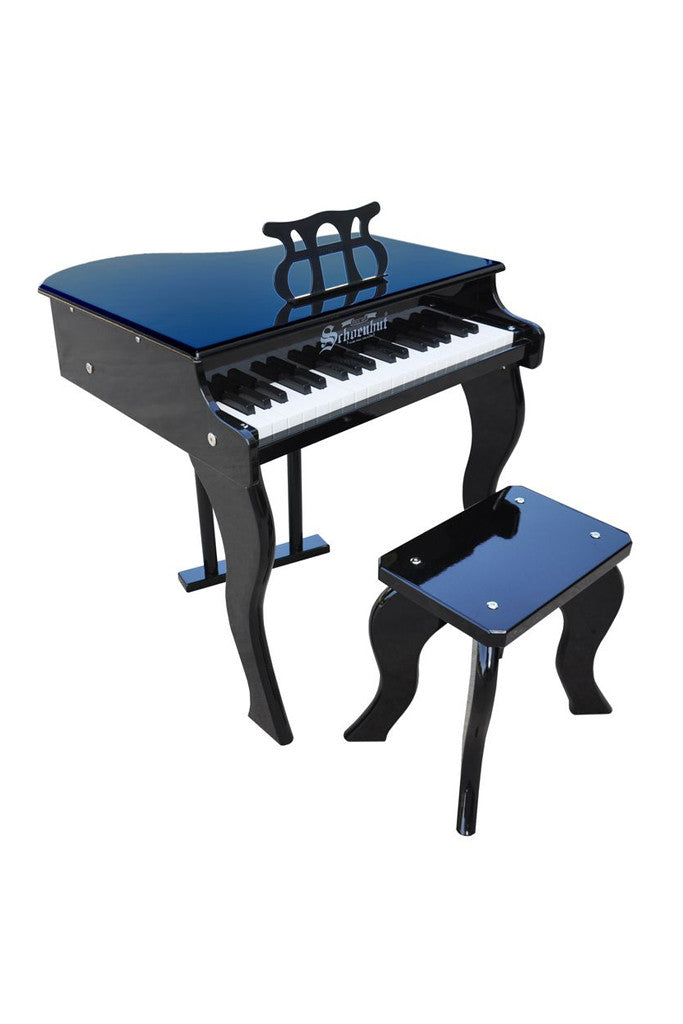 Schoenhut Toy Piano Elite Baby Grand Black