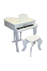 Schoenhut Toy Piano Elite Baby Grand White