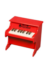 Schoenhut Toy Piano My First Piano Red