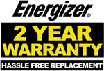 Energizer 2 Gauge 800A Heavy Duty Jumper Battery Cables 16 Ft Booster Jump Start