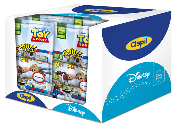 PACK 6 SUPER JOJITO DISNEY 18g. Caja 7u.