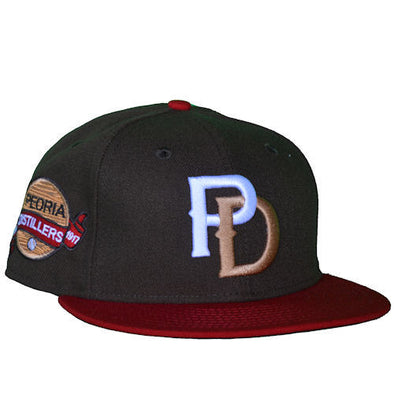 Peoria Chiefs Distillers On-Field Cap