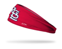 St. Louis Cardinals Red Headband