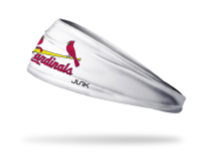 St. Louis Cardinals Home White Headband