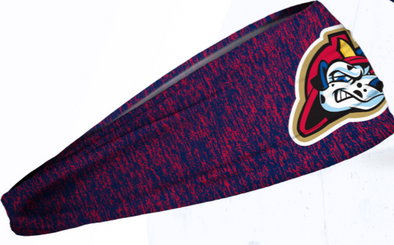 Chiefs Red Navy Headband