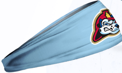Chiefs Light Blue Headband