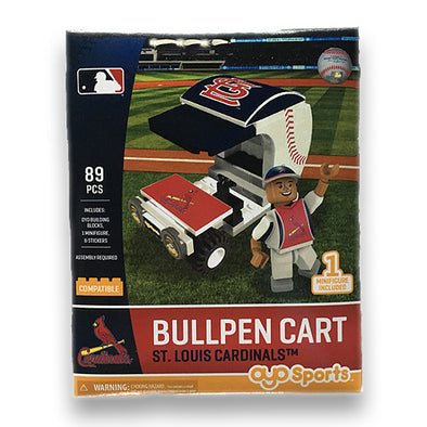 OYO St. Louis Cardinals Bullpen Cart