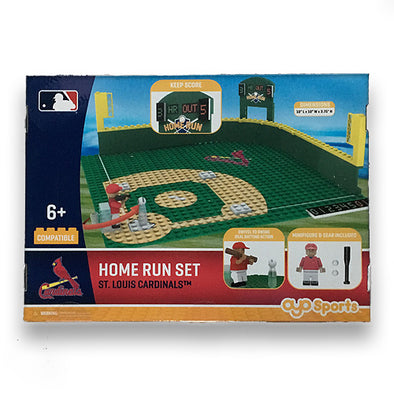 OYO St. Louis Cardinals Home Run Toy Set