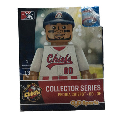 OYO Peoria Chiefs Collector's Series Minifigure Toy