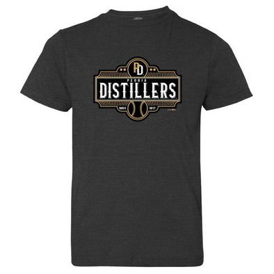 Peoria Chiefs Distillers Primary Smoke