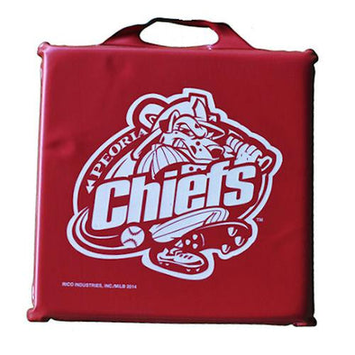 Peoria Chiefs Seat Cushion