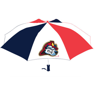 Tri-Color Umbrella