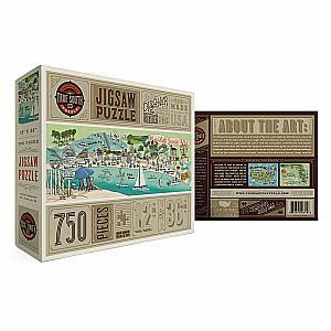 True South 30A Puzzle- ** Ships in August 2020 **