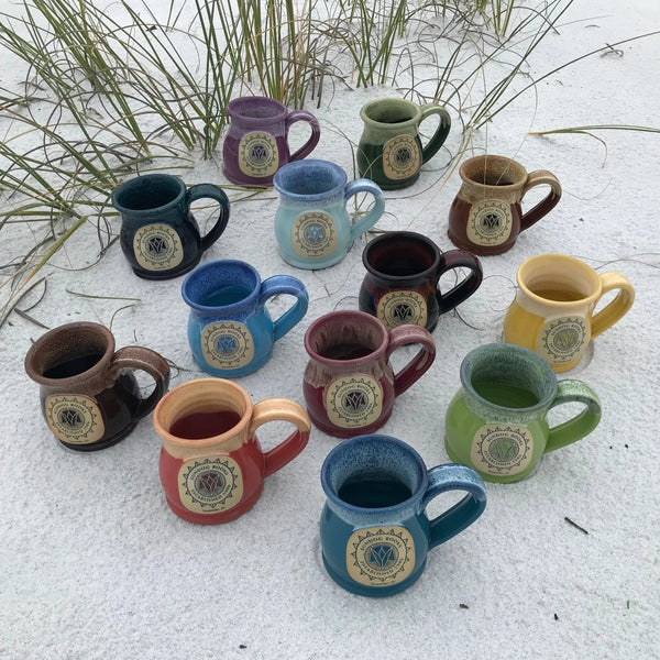 Sundog Round Belly Mugs