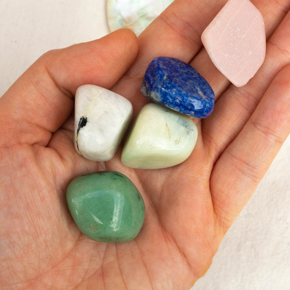 Libra gemstone kit