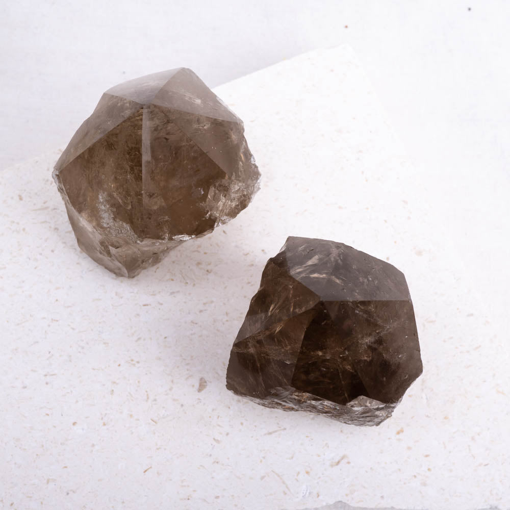 Smoky Quartz Natural Points