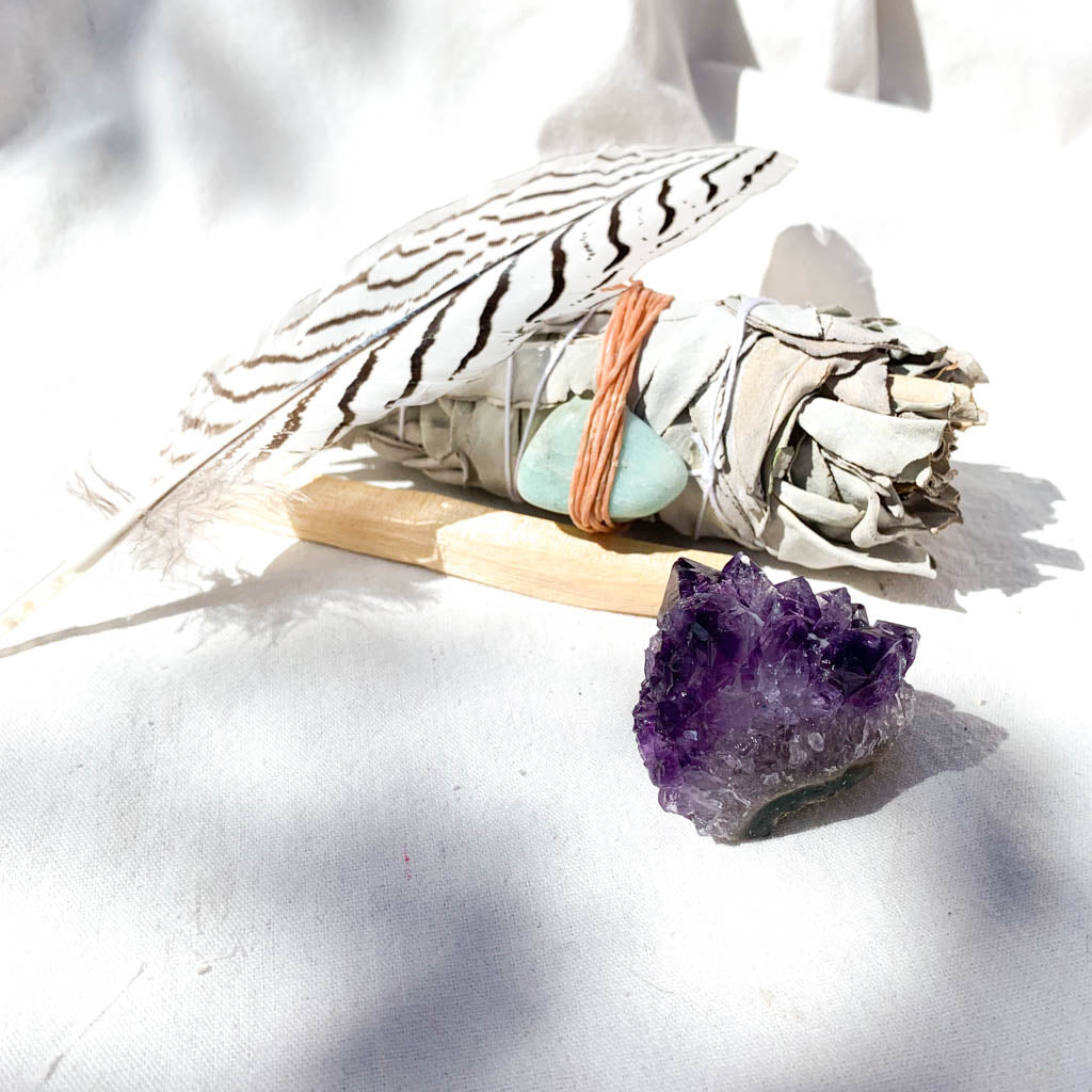 Sagittarius Smudge kit