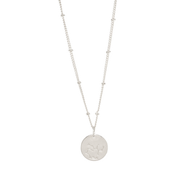 Sagittarius Silver Constellation Necklace