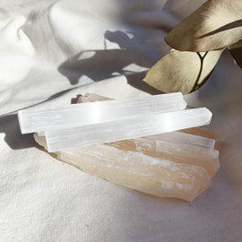 Selenite Cleansing Stick