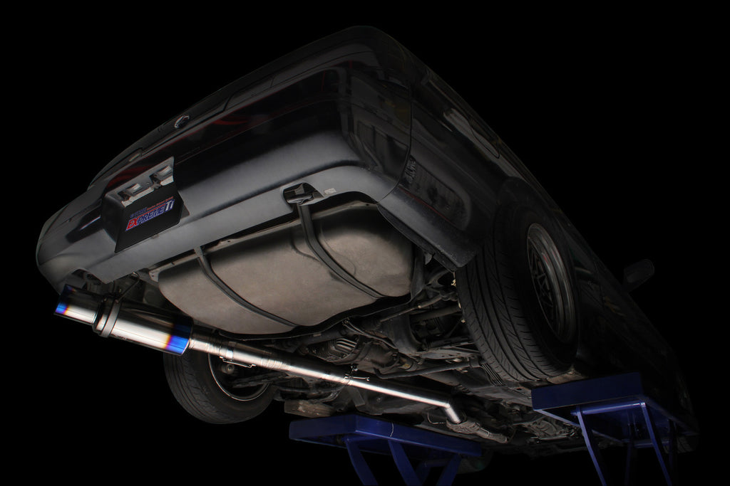 Tomei Expreme Titanium Cat-Back Exhaust Nissan S13