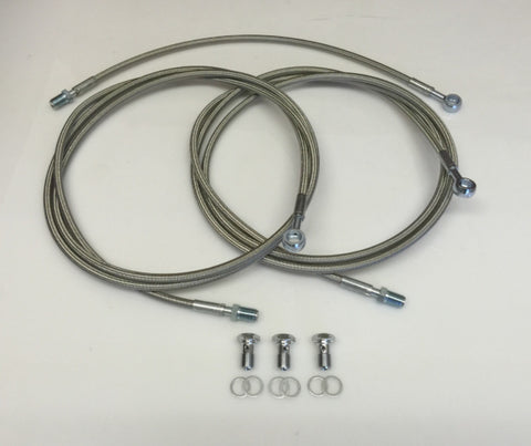 Suspicious Garage S-Chassis Brake/Clutch Line Relocation Combo Kit