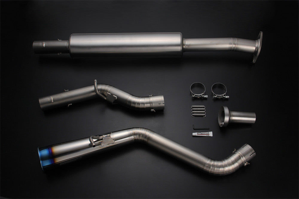 Tomei Expreme Titanium Type-60R Exhaust for Scion FR-S/Subaru BRZ