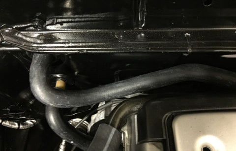 1jz Upper Heater Hose Conversion for S13