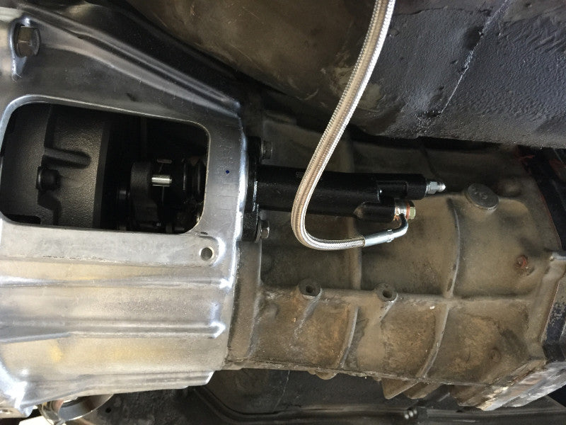 Suspicious Garage Clutch Line for 1JZ 2JZ in S-Chassis