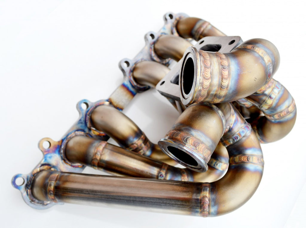 Future Fabrication 2JZGTE Non And VVTi Twinscroll T4 Manifold