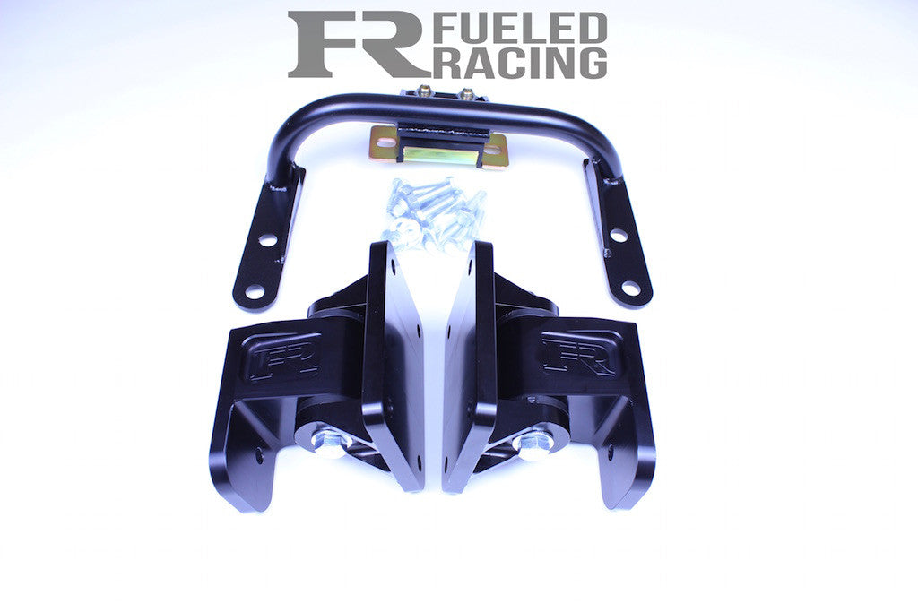 Fueled Racing S14 240sx LSX installation kit 95-98