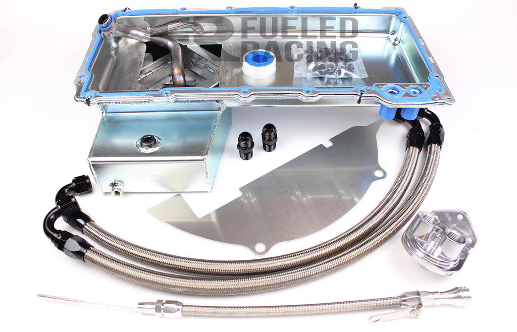 Fueled Racing S13 240sx LSX installation kit 89-94