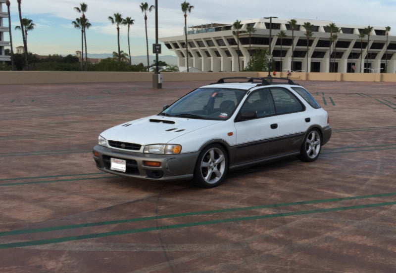 Subaru GC GD GF GG 5 Speed RWD Conversion