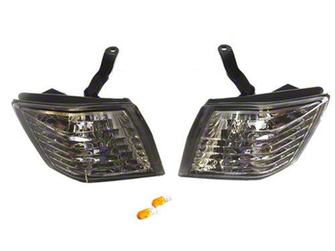 Circuit Sports Crystal Clear Corner Lamp Lights S14 Kouki 240SX