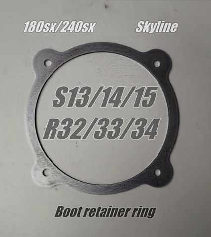 S13 S14 S15 R32 R33 R34 Boot Retainer Ring OEM Replacement