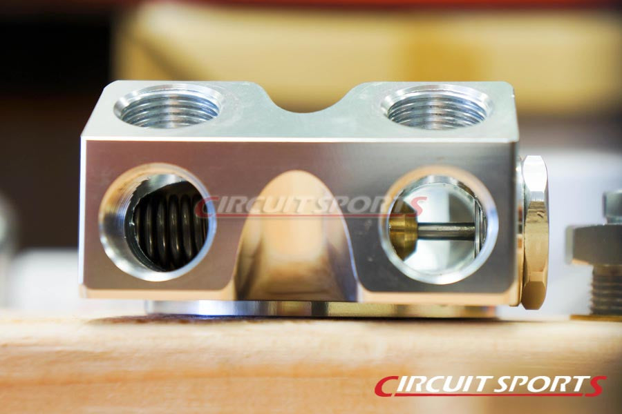 Circuit Sports Thermostatic Oil Cooler Adapter for 3sge