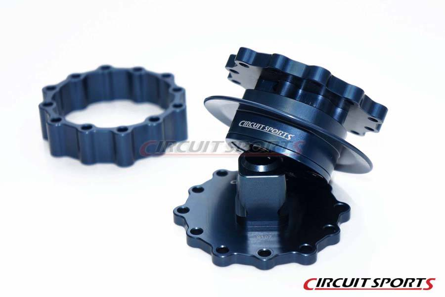 Circuit Sports Steering Quick Release V3