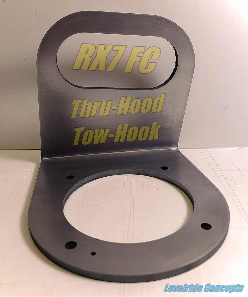 LRC Thru Hood Tow Hook