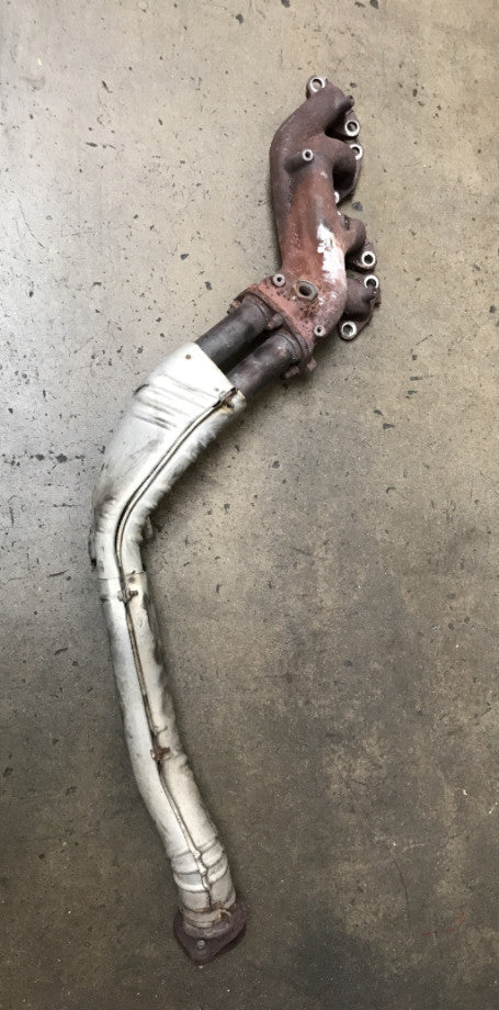 *Used* Sr20de Header/Downpipe