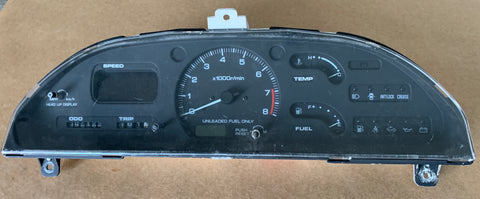 S13 SOHC HUD Cluster *For Parts only*