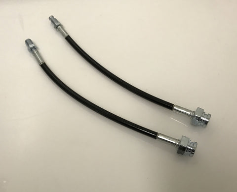 300ZX Z32 Rear Brake Lines Conversion for S13 S14 240SX