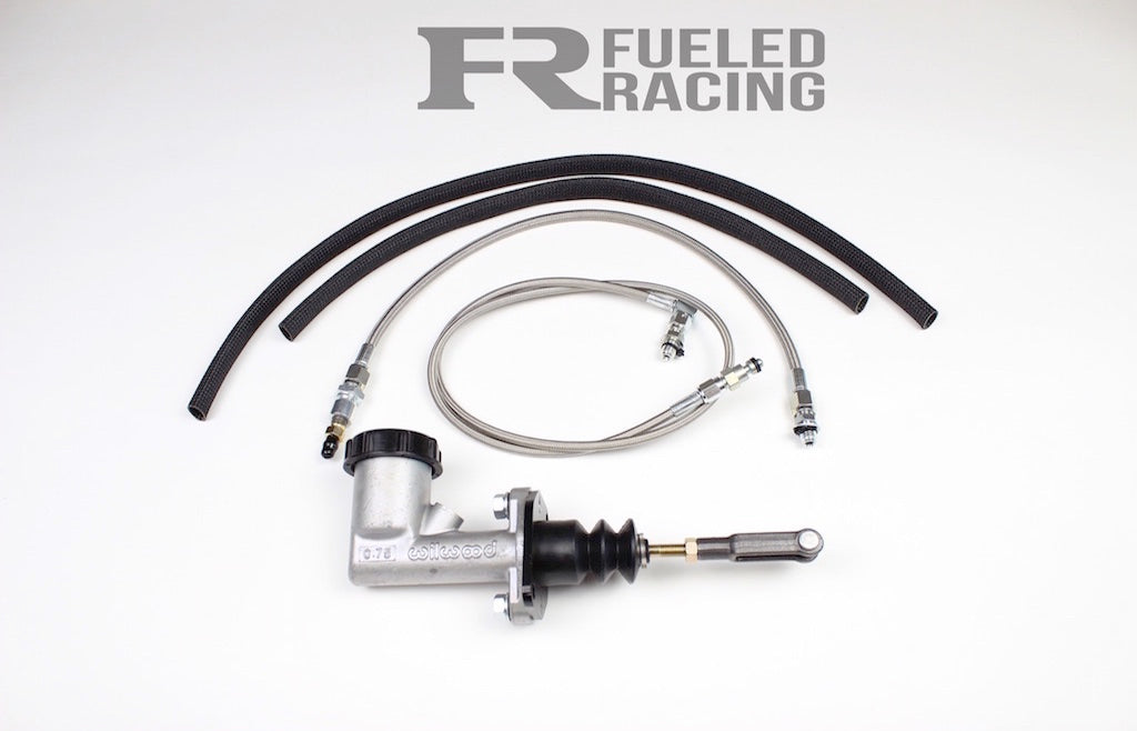 Fueled Racing T56 Clutch Hydraulic Kit for LHD S13 S14 S15
