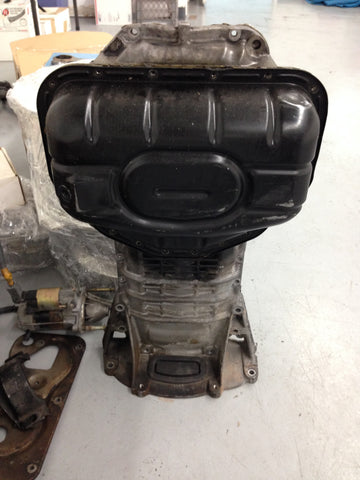 *Used* JZ Front Sump Oil Pan Setup