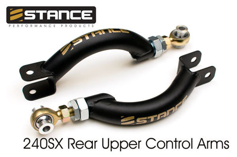 Stance Rear Upper Control Arms (RUCA) S13 S14 S15