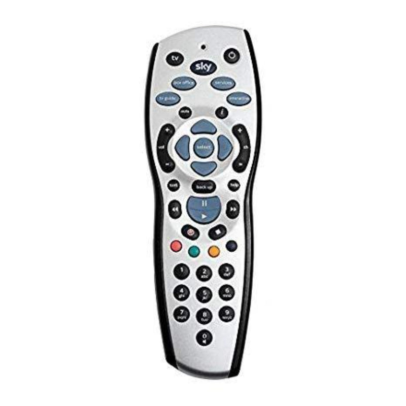Sky+ HD Remote Control (Revision 10)