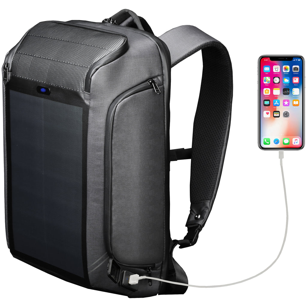 Beam Backpack - The Most Advanced Solar Power Backpack